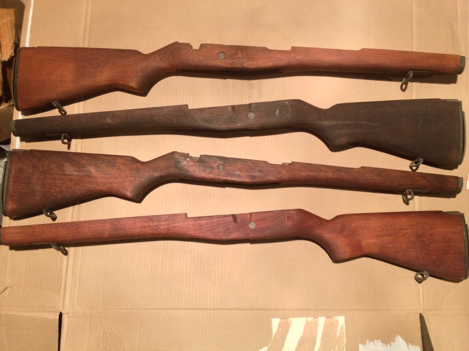 All About Freds Military M14 Rifle Stocks Kidskunstinfo